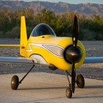 09 Aerochia LT-1: First Flight