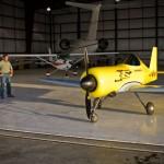 08 Aerochia LT-1: First flight debrief
