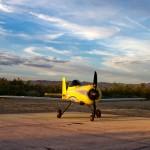 01 Aerochia LT-1: First Flight