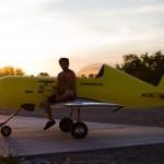 10 Aerochia LT-1: First Flight