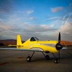 12 Aerochia LT-1: First Flight